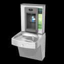 Oasis PGV8EBF - сенсорный питьевой фитнес комплекс охлаждения и очистки воды