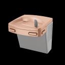Oasis PG8AC-CSTN питьевой фонтанчик охлаждения и очистки воды с покрытием из антимикробной меди