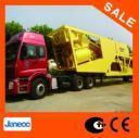 Мобильный бетонный завод HZSY50 50куб/час