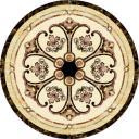 Глазурованная плитка,Узор и мозаика гидроабразивной резки GS603 3180301