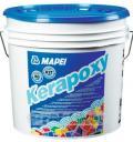 Эпоксидная 2-х компонентная затирка для швов Kerapoxy