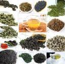 15 различных вкусов чай высшего - класса
