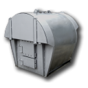 Твердотопливный котел DEMOS М400