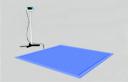 Врезные платформенные весы ВСП4-В 150/0.05 1000х1000 мм