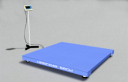 Напольные платформенные весы ВСП4-А 600/0.2 1000х750 мм