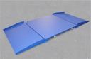 Платформенные весы с пандусами ВСП4-Б 150/0.05 1250х1250 мм