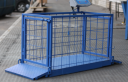 Животноводческие весы ВСП4-150 ЖСО для поросят 900х400 мм