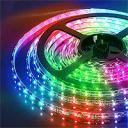 Светодиодная лента RGB, 5038 Светодиодная лента, 60 светодиодов на метр. 12V, RGB, 14,4W на метр, IP20, 5050