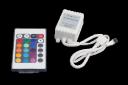 Пульт дистанционного управления светодиодной лентой, 24 кнопки, инфракрасный