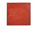 Тротуарная плитка от производителя ТУЧКА 300х300х30 (красная)