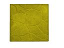 Тротуарная плитка для дачи ТУЧКА 300х300х30 (желтая)