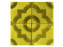 Тротуарная плитка купить Москва Фантазия 300х300х30 (желтая)