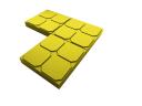 Куплю тротуарную плитку недорого ОКНО 35х35х5 желтая