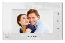 Монитор видеодомофона KCV-A374SD (белый)