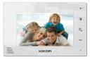 Монитор цветного видеодомофона CV-A374 (белый)