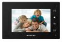 Монитор видеодомофона KCV-A374SD (черный)