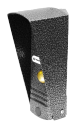 Цветная вызывная панель видеодомофона WALLE+ (серебро)