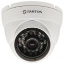 Двухмегапиксельная уличная купольная антивандальная IP камера TSi-EBle2F (3.6)