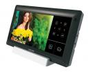 Монитор цветного видеодомофона KVR-A510 черный