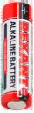 Алкалиновая батарейка AA/LR6 REXANT 15 V 2700 mAh