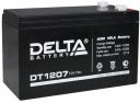 Аккумулятор 12в 7 а•ч (DT 1207)