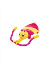 Каталка для детей Razor Twisti (Розовая)