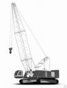 Гусеничный кран ДЭК-1001 (100 тонн)