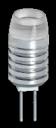 Jazzway  PLED-G4   1,5W  5500K 1220  12AC