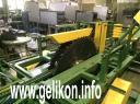 Станок брусующий конвейерного типа(с двигателями 2 шт х 15 квт) СЛД-2П-1000 толщина бревна в комле до 370 мм