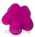 Цветной воск баклажановый