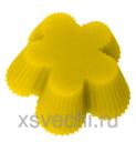 Цветной воск желтый