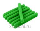 Цветной воск зеленый