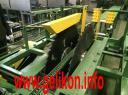 станок брусующий с кантователем бревна и вытяжным мех слд-2п-1000М (32.2 кВт)