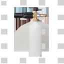 Пенная насадка LS 3 для мойки высокого давления Huter Хутер