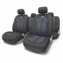 Авточехлы AUTOPROFI Selection SEL-1105 BK/BK (M)
