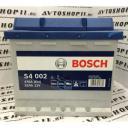 Аккумулятор 52 BOSCH S4 зал,(S4 002) о/п