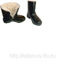 Ботинки нат мех овчина БАТ 1260