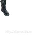 Ботинки с высокими берцами (28 см), натуральная кожа лето БАТ 1255