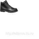 Ботинки юфть-кирза, мягкий кант