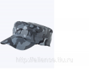 Кепка охранника КМФ цв. серый, зеленый ГУ 015