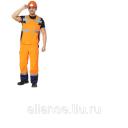Костюм сигнальный оранжевый СОМ 343