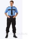 Рубашка охранника короткий рукав КО 302