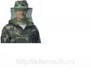Шляпа с накомарником ГУ 020