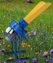 Измельчитель травы Кубаночка - 300ТР