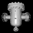 Фильтр сетчатый с быстросъемной крышкой МИГ-ФБ