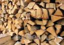 Дрова сосновые , толстая срезка с бревен, м3