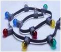 светодиодный белт-лайт чейзинг  flesi-neon 5BL-E27W-165-6-240V