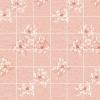 Листовая панель ХДФ 2440х1220х3 мм Магнолия Розовый