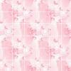 Листовая панель ХДФ 2440х1220х3 мм Фантазия Роза