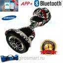 Гироскутер  Smart. 3 поколение с большими колесами и Bluetooth. Цвет